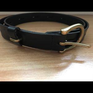 Madewell leather belt